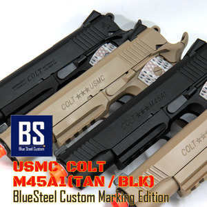 [BS] M45A1  Blue Steel Marking Edition_WE